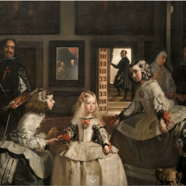 In pursuit of Velazquez