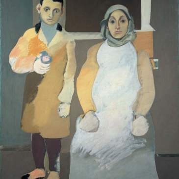 Arshile Gorky's road to Abstract Expressionism